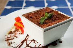 Tiramissú, do Chef Flávio Leste