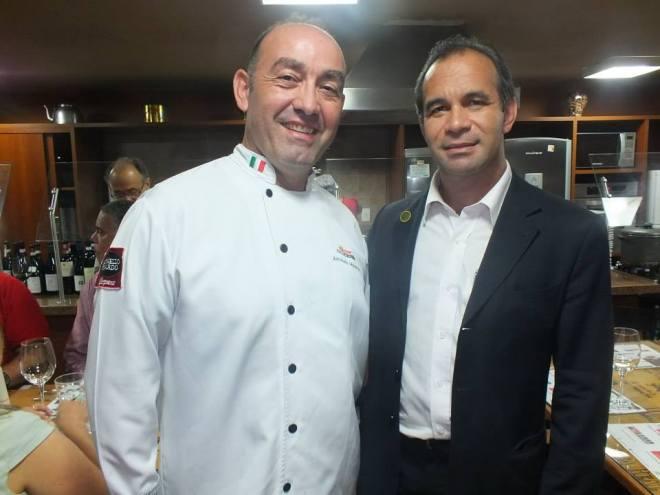 Antonello Monardo e Joaldo Lima