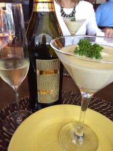 Polenta Cremosa com Gorgonzola (Foto: Ayrton Gissoni)
