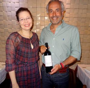 Giuliana Ansilieiro e Rui Cunha