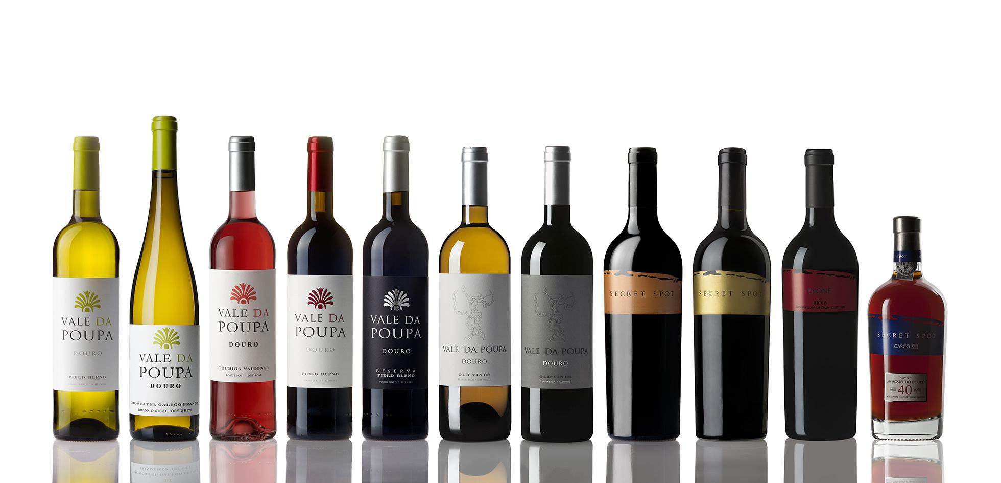 Seleção de vinhos da Secret Spot Wine, importados pela Vinissimo Importadora e a venda na Art Du Vin