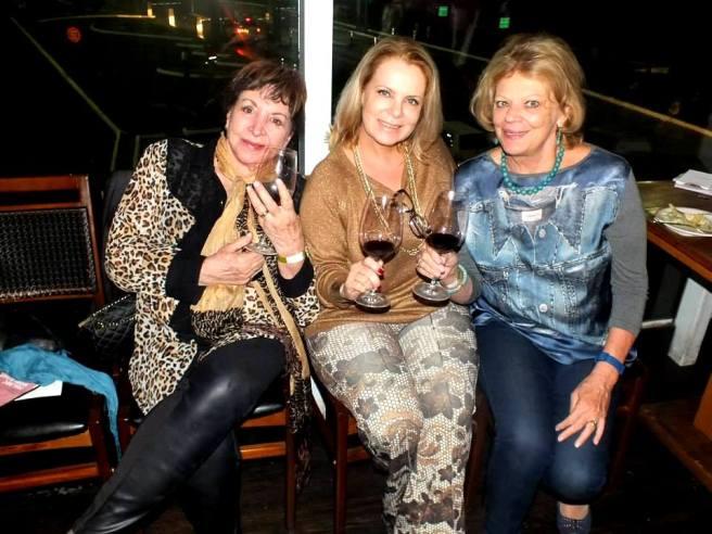 Marlene Galleazi, Su Maestri e Liana Sabo.
