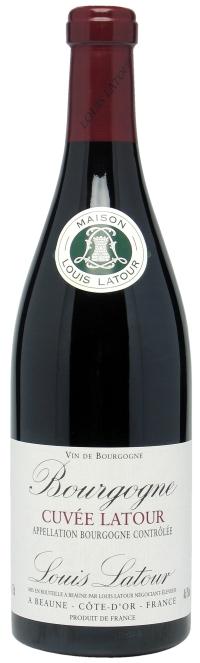 501820 - Louis Latour Bourgogne Rouge Cuvée Latour