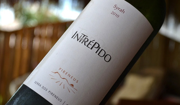 Intrépido, o vinho do cerrado poderá ser degustado em safra 2013 - crédito divulgação.jpg