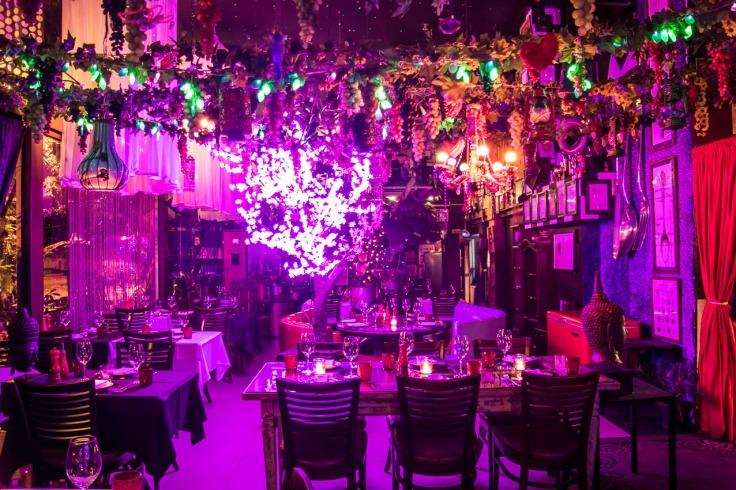Restaurante - Universal Diner - Brasília - 15/05/2016 - foto Leo Feltran