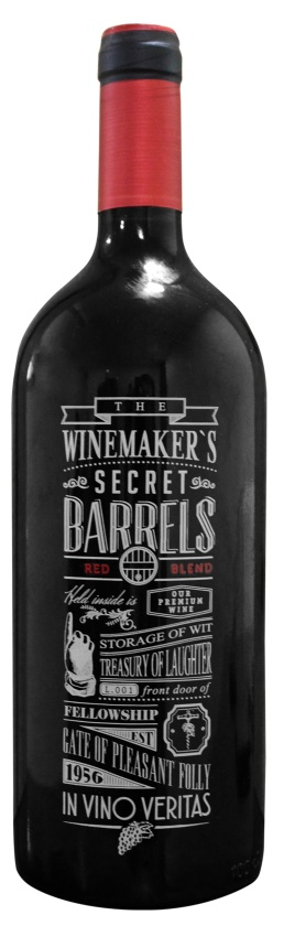 Winemakers Secret Barrels