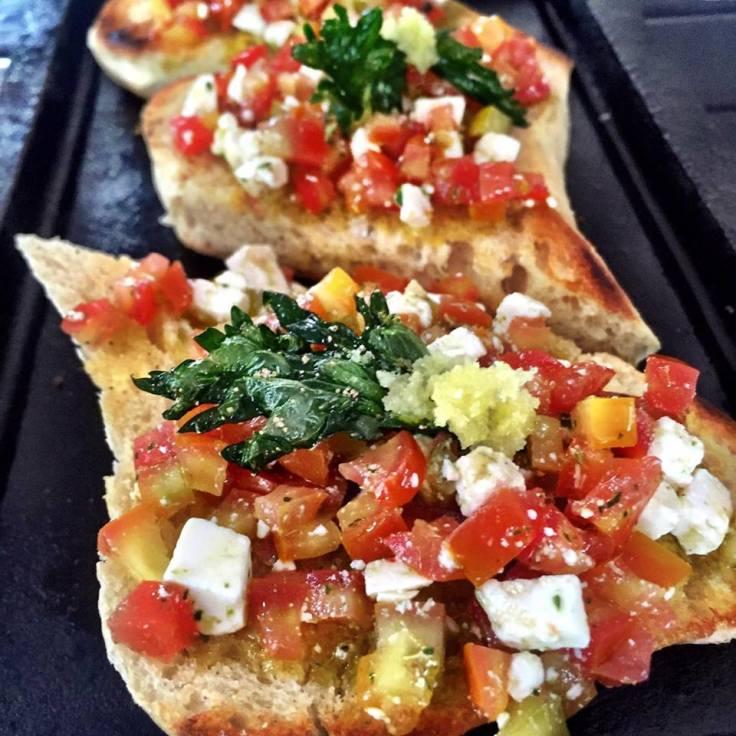 bruschettas-de-tomate