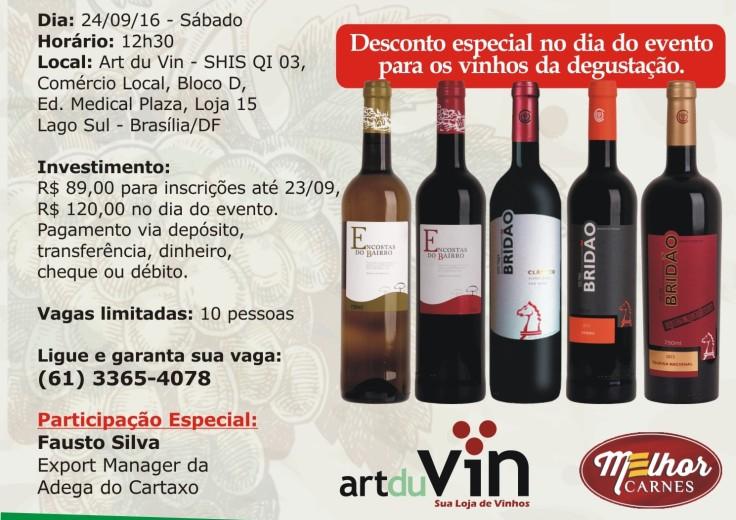 Degustacao Vinhos Portugueses - 24-09-2016 - SaMelhor Carnes.JPG
