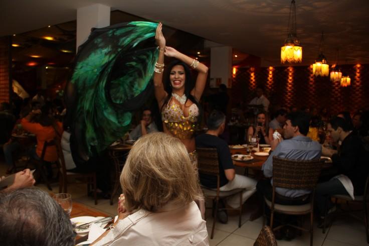 Dança do ventre_Noite Árabe Águas Claras_Empório Árabe_Foto Divulgação (3)