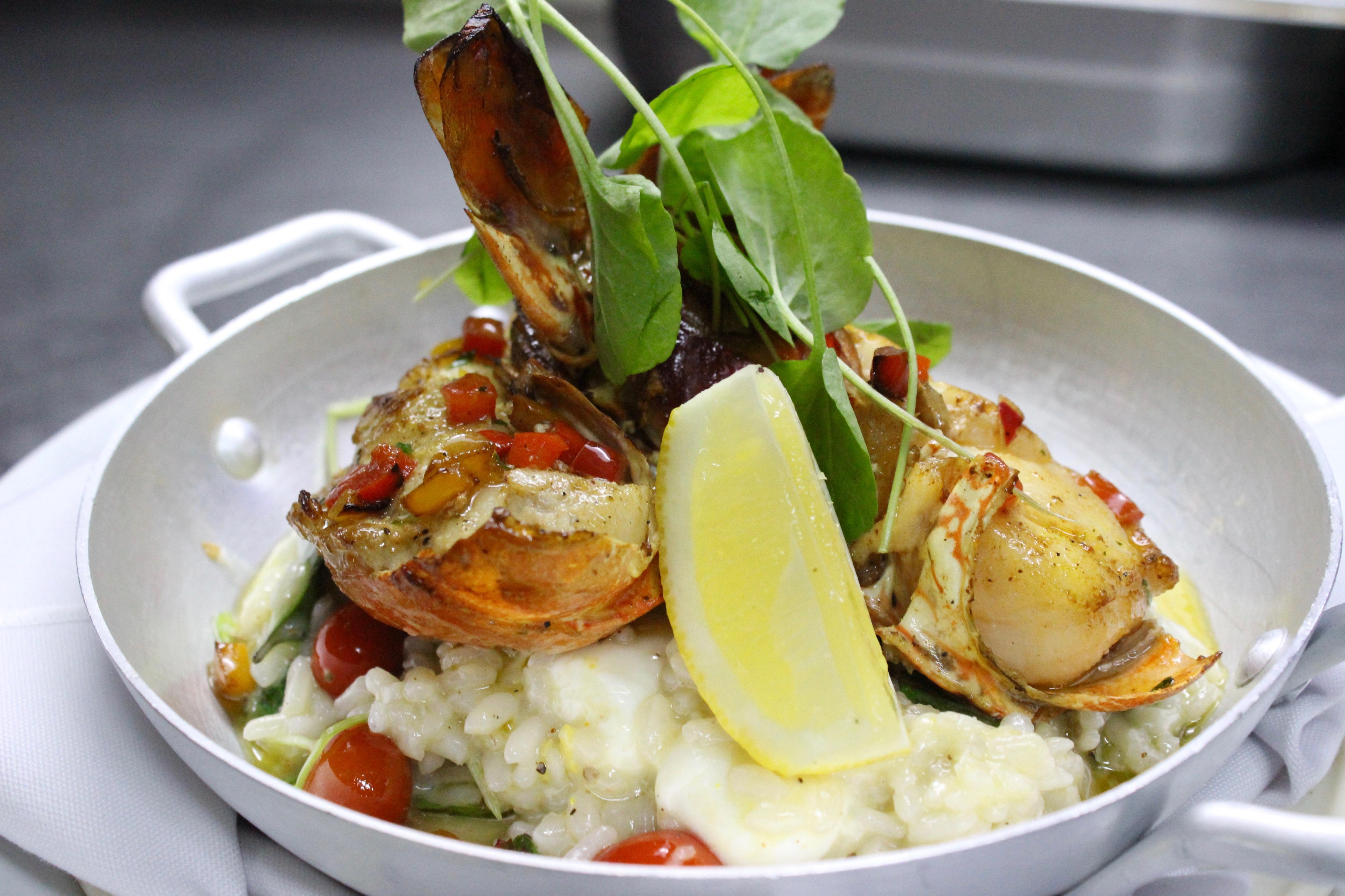Risoto de lagosta e limão siciliano_foto (4)