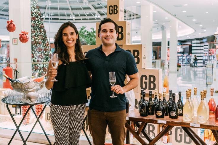 Guto Jabour e Rafaela Cançado, representante da vinícola Foss Marai - Foto por Marcus Oliveira-85 (40).jpg