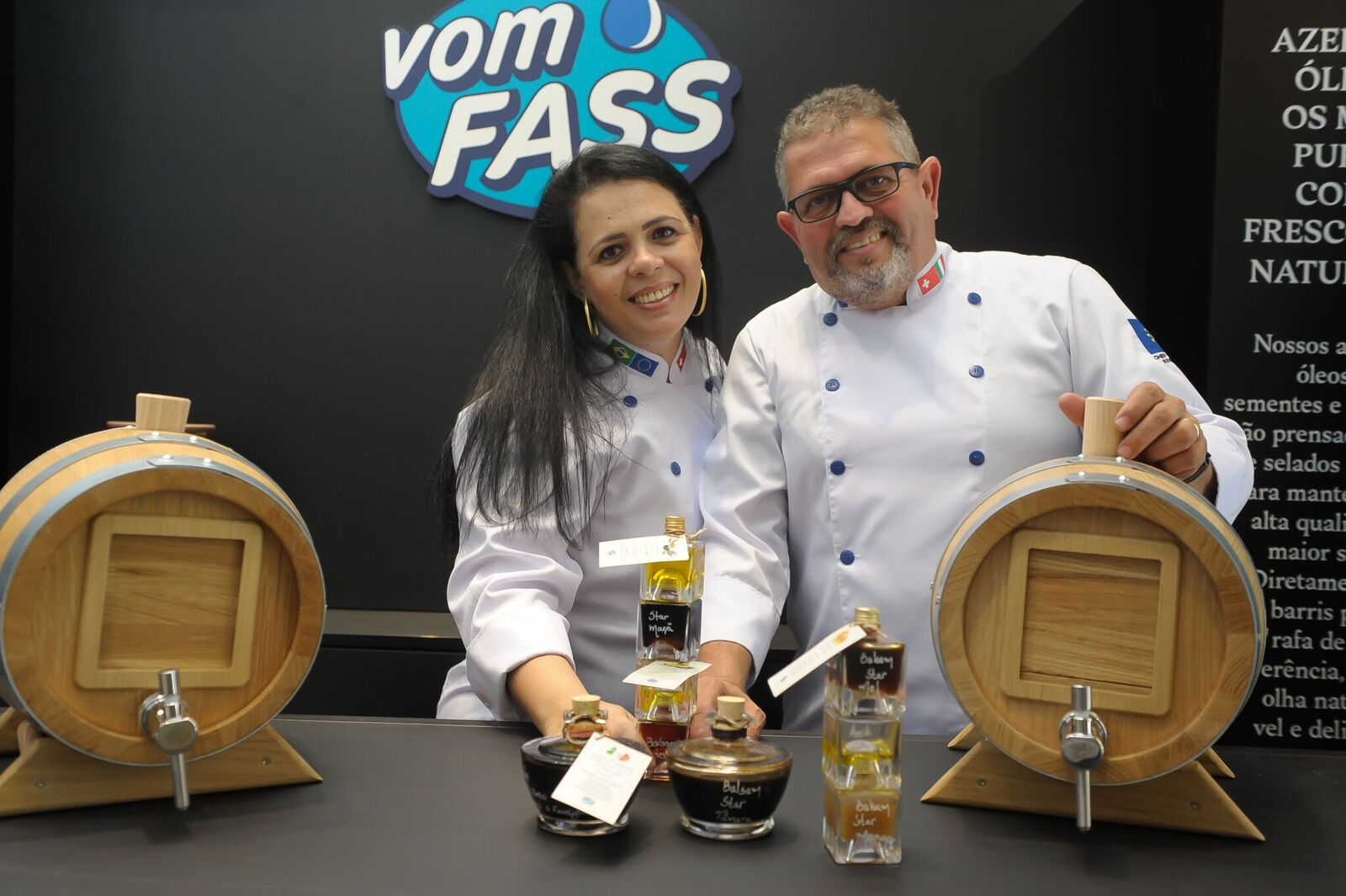 Chef Jomar Antunes e chef Kalene Morais_ Foto de Brito Júnior (12)_preview